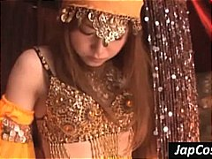 Nuvid Movie:Sexy Asian dancer lifts her dr...