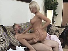 Mature blonde Mandy De... video