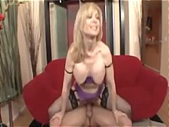 nina hartley,  mature, big tits