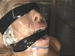 Nuvid Movie:Gagging with Plastic Bag