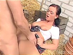 Passionate fucking in ... video