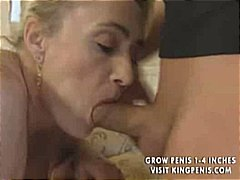 Nuvid - Beatiful German Cleaner Granny Gets Anal By Young Boss
