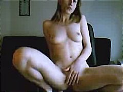 Blond webcam slut pussy rubbing until...