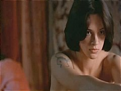 topless, nude, asia argento, celebrity