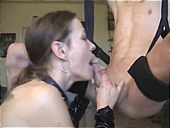 German Mature Gives Pe...