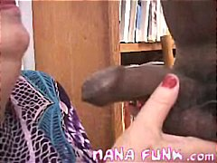 mature, blowjob, interracial,