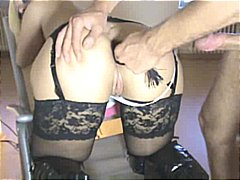Nuvid - Amateur Babe Nastybrea Anal Competition