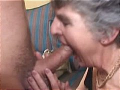 English Granny Swinger...