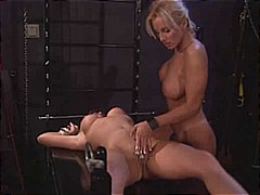 Submissive Shows Devotion to Dom