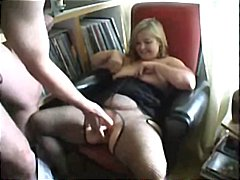 Rose, BBW Fucked In Pa...