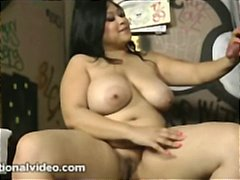 Exotic BBW Slut Sucks ... video