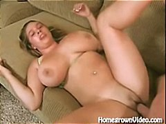 Amateur Gets Her Titti...
