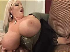chubby, handjob, stockings, bbw, face, tits, blonde, milf, titty fuck, pussy, deepthroat, blowjob, fishnet, riding