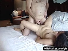 couple, interracial, amateur, hotel,