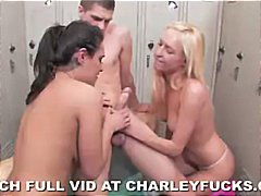Nuvid Movie:Locker Room BJ With Charley Chase