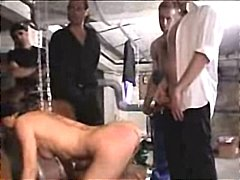Nuvid Movie:French Wife Tortured and Gangb...