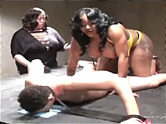 Totattly submissive video