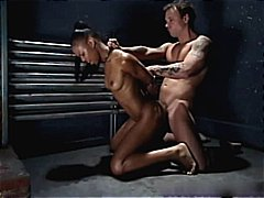 marie luv,  bondage, facial, sex, blowjob, interracial, cumshot, marie luv, ebony, kinky
