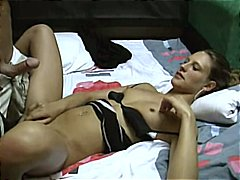Wild amateur sextape from Nuvid