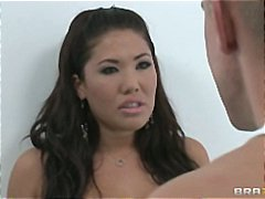 milf, big tits, mom, asian, assfucking,