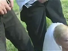 Nuvid Movie:Bride Fucked Outdoors By More ...