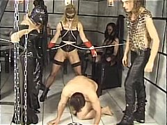 leather, tied up, latex, chained, slave