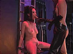 latex, asian, slave, lesbian, bdsm,