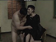 British MILF in stocki... preview