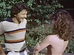 Classic 1970s poolside... video