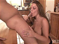 Kinky Latin MILF gives...
