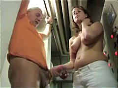 Nuvid Movie:Crazy German Bitch Makes Her B...