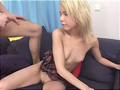 Teen Cary loves intense an... - 23:04
