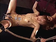 Nuvid Movie:Heavy Electric Stimulation (Ce...