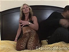 46 yr old Amateur Cougar Loves Black ...
