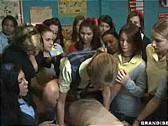 Nuvid Movie:Humiliated In Front Of The Class