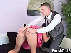 Deep Anal Punishment fro Sandra Romain