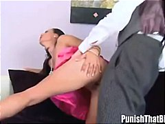 Deep Anal Punishment f... video