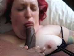 swallow, bbw, slut, cock