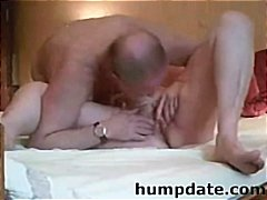 Mature couple fucking and wife gets l...
