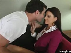 Tube8 Movie:Hot MILF India Summer Sucks Co...