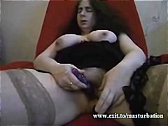 milf housewife, toy dildo, mastur