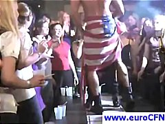 Euro girls getting pou... video