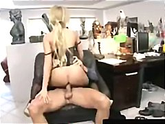 Donna Bell gets fucked...