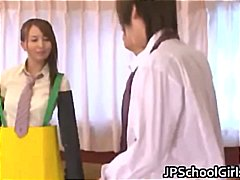 Bukakke session with nice teen Jessica part4