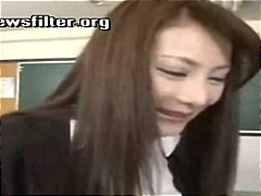 school, brunette, blowjob, reality,