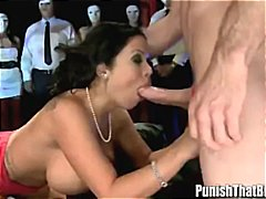 Tube8 Movie:Brunette MILF Sienna West Puni...