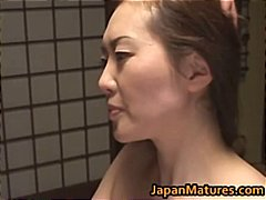 Hot Mom Mina Toujou Is Fucked Hard part6