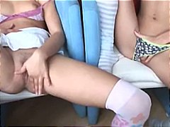 Tube8 Movie:Teen lesbians gathering and to...