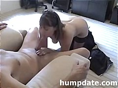 milf, couple, handjob, hom, wife