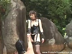 Tube8 Movie:Poor slave gets dehydrated due...